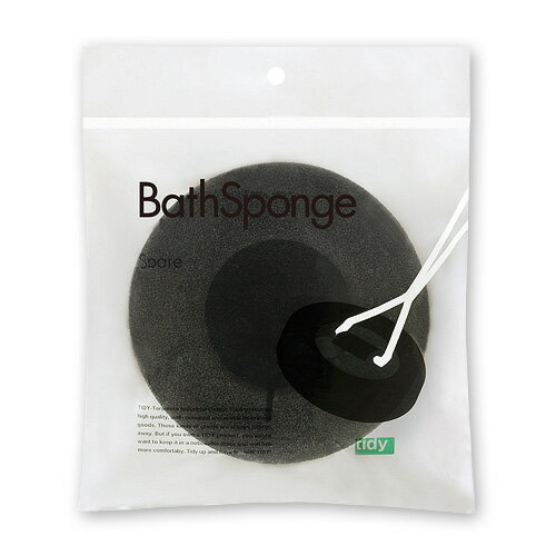 【あす楽14時まで】 バススポンジ お風呂 バスタブ ティディ バススポンジ スペア [ 1個入り ] tidy Bath Sponge Spare風呂 掃除 スポンジ 取り替え用 交換用 ウレタン スポンジ 掃除◇便利 おしゃれ