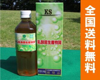 유산균 생산물질 500 ml[전국 우송료・대금 상환 수수료 무료/면역 유산 효소