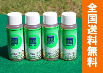 유산균 생산물질KS유산 엑기스 50 ml시험 4개 세트[전국 우송료・대금 상환 수수료 무료/면역 유산 효소]