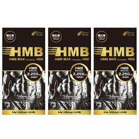 『HMB MAX 強化版 120粒 3個セット』