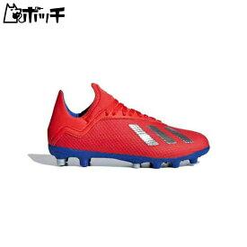 【クーポンで30%OFF】アディダス サッカーシューズ エックス 18.3 ジャパン HG/AG J adidas ジュニア/ボーイズ アクティブレッド