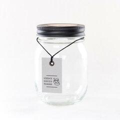 テラリウム容器URBANGREENMAKERSTERRARIUM-GLASSJARグラスジャー