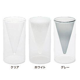 花瓶 おしゃれ フロートベース 円錐型 22648 22649 22650