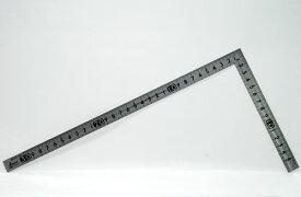 シンワ測定 曲尺小型 溝付 ステン30×15cm 裏面角目 12017