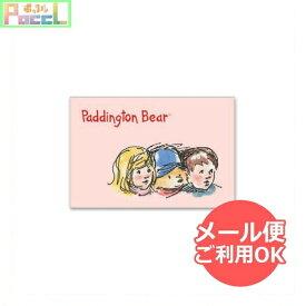 パディントンベア ポストカード(ピンク) PD-PT004 paddington bear