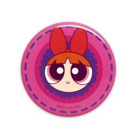 パワーパフガールズ 缶バッジ(SHE'S CRAFTY ブロッサム)PG-CB010 The Powerpuff Girls