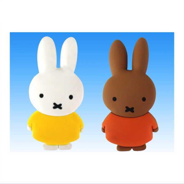 【送料無料(メール便)】ミッフィー エンブレムマスコット ミッフィー DB11 Miffy