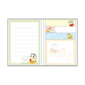 クレヨンしんちゃん 付箋&メモ帳(しんちゃん家族) KS-FU003 Crayon sinchan