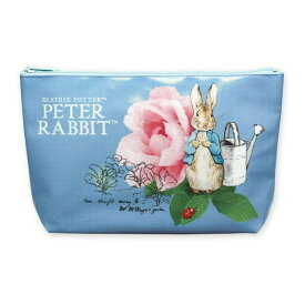 ピーターラビット ポーチ(Forget Me Not) PR-PO102 Peter Rabbit