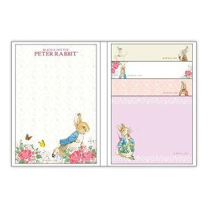 ピーターラビット 付箋&メモ帳(Glorious Garden)PR-FU003 Peter Rabbit