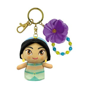 ディズニープリンセス 指人形マスコットチャームキーホルダー(ジャスミン) 4991863495729 Disney