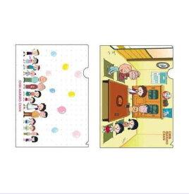 ちびまる子ちゃん A4 クリアファイル CM041 Chibi Maruko-chan 櫻桃小丸子