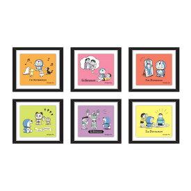 ドラえもん フレームマグネット(ドラえもんと一緒)(アソート/全6種類) ID-GM011 Doraemon