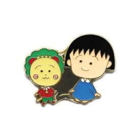 ちびまる子ちゃん&コジコジ ピンズ(まる子&コジコジ お花畑)CN-PI001 Chibi Maruko-chan 櫻桃小丸子 cojicoji