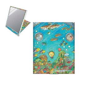 コジコジ 折りたたみミラー(水族館)KG-MR002 4996740590160 cojicoji