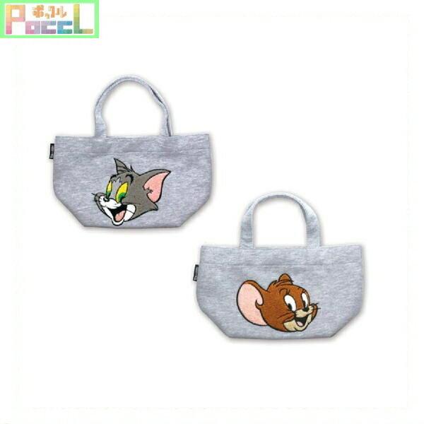 トム&ジェリー スウェットランチバッグ(全2種類) TJ-LB Tom and Jerry