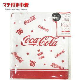 マチ付き巾着 コカ・コーラ チラシ CUTE MODEL 株式会社カミオジャパン