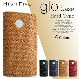 HIGH FIVE glo ハード スリーブケース イントレチャートデザイン 4カラー【メール便対応】