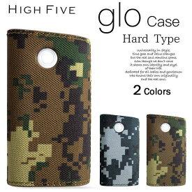 HIGH FIVE glo ハード スリーブケース デジタルカモフラージュ柄 2カラー【メール便対応】
