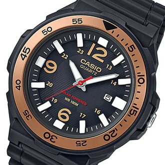 Watches mens Casio CASIO solar quartz MRW-S310H-9B black 02P01Oct16