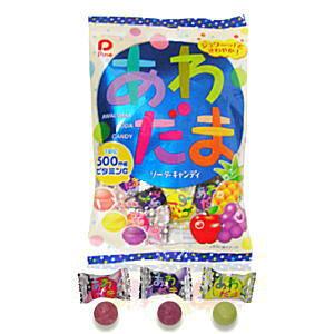 クーポン配布中★パイン120Gあわ玉10袋入 (キャンディー)