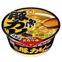 クーポン配布中★東洋水産 マルちゃん黒い豚カレーうどん87g×12食入