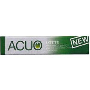 ロッテ14粒ACUO アクオグリーンミント 20本入