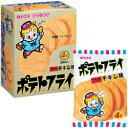 東豊製菓ポテトフライ フライドチキン味11g(4枚)×20袋入り