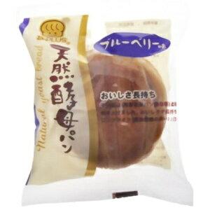D-plusデイプラス天然酵母パン ブルーベリー12個入 (天然酵母パン 米粉入りパン)