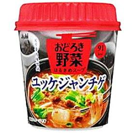 アサヒフードおどろき野菜 ユッケジャンチゲ27.8g×6個入
