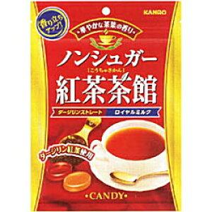 カンロノンシュガー紅茶茶館6袋入