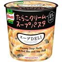 エントリー&リピート購入で最大1000ポイント★味の素 クノール スープDELIたらこクリームスープパスタ(豆乳仕立て)4…