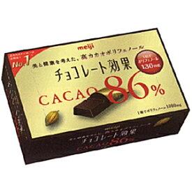 クーポン配布中★【期間限定特価】 明治 チョコレート効果カカオ86%70g×5箱入