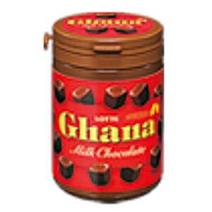 ロッテガーナミルクボトル118g×6ボトル入 (チョコレート)