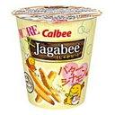 【あす楽】 カルビー38gJagabee(じゃがビー) バターシナモン味12カップ入 [ジャガビー]