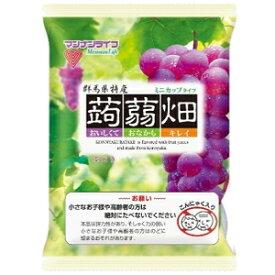 クーポン配布中★マンナンライフ蒟蒻畑 ぶどう味25g×12個入×12袋(葡萄 グレープ こんにゃくゼリー)
