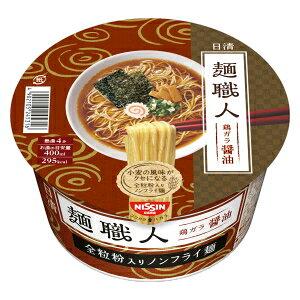 日清日清麺職人 しょうゆ89g×12食入(鶏ガラ醤油)