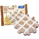 ベルギー ワッフル ホワイト ショコラ