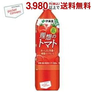 伊藤園理想のトマト900gペットボトル 12本入(野菜ジュース)