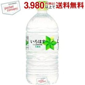 コカ・コーラい・ろ・は・す1020mlペットボトル 12本入 (いろはす I LOHAS)(コカコーラ 1.02)(ミネラルウォーター 水)