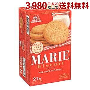 森永21枚(3枚パック×7袋)マリー5箱入