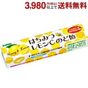 カンロ11粒はちみつレモンCのど飴 スティックタイプ10本入