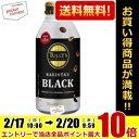 あす楽【送料無料】 伊藤園TULLY'S COFFEEBARISTA'S Black 【ロングボトル】390mlボトル缶 24本入〔タリーズ バリス…