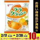 マンナンライフ蒟蒻畑ララクラッシュ オレンジ味24g×8個入×12袋【特定保健用食品】(こんにゃくゼリー) ランキングお取り寄せ