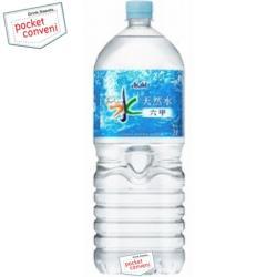 アサヒおいしい水 六甲2Lペットボトル 6本入(六甲のおいしい水)【オススメ水】