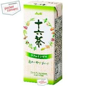 アサヒ 十六茶250ml紙パック 24本入