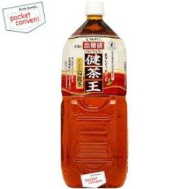 カルピス『健茶王』すっきり烏龍茶2Lペットボトル 6本入(特保 トクホ 特定保健用食品)