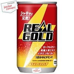 コカ・コーラリアルゴールド160ml缶(ミニ缶) 30本入 〔コカコーラ REAL GOLD〕『モクテルCP対象』