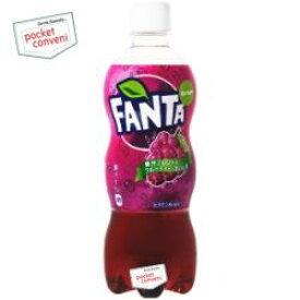 【訳あり 期限間近2020年1月5日】あす楽 コカ・コーラファンタ グレープ500mlペットボトル 24本入 (コカコーラ Fanta)