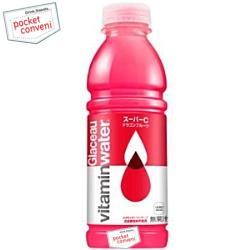 コカ・コーラグラソー ビタミンウォータースーパーC500mlペットボトル 12本入〔コカコーラ glaceau vitaminwater〕